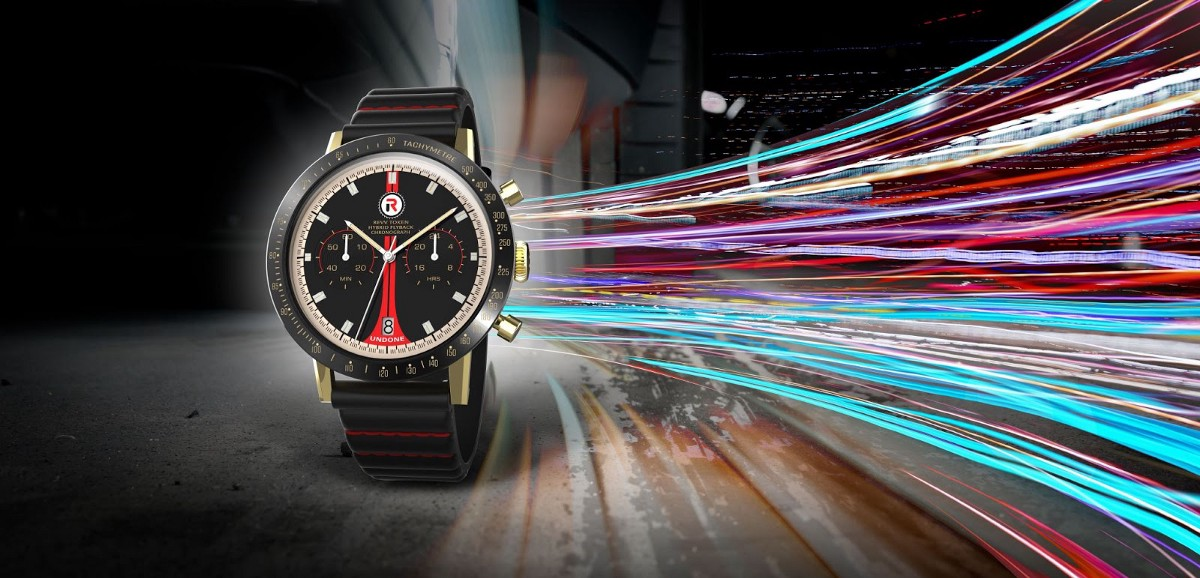 REVV Motorsport introduces limited edition physical collectible REVV timepieces