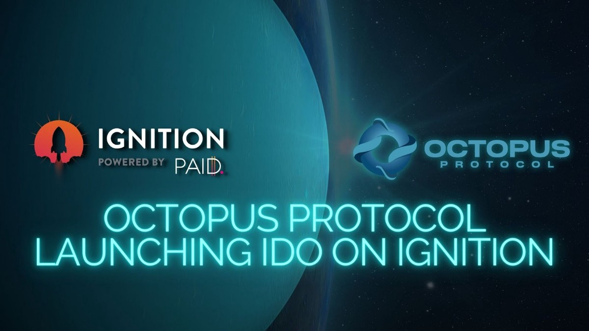 Octopus Protocol to Launch IDO on Ignition!