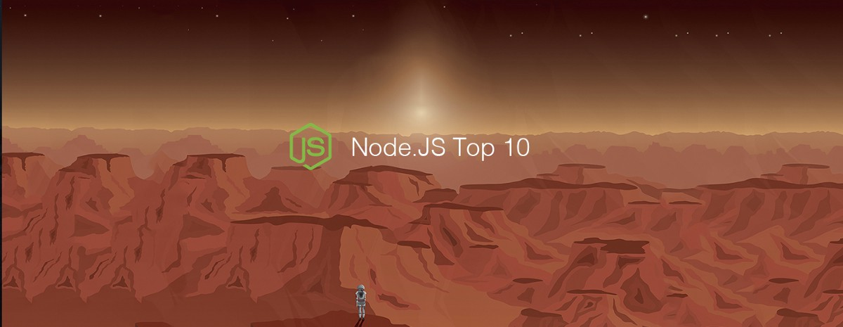 Node.js Top 10 Articles for the Past Month (v.July 2018)