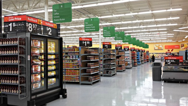 How 15-cent stickers can save Walmart over $125 million