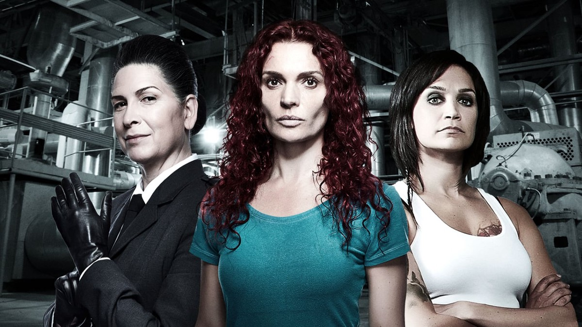 "Wentworth ""Season 8"" Episode 2 (FULL EPISODES) — SoHo 