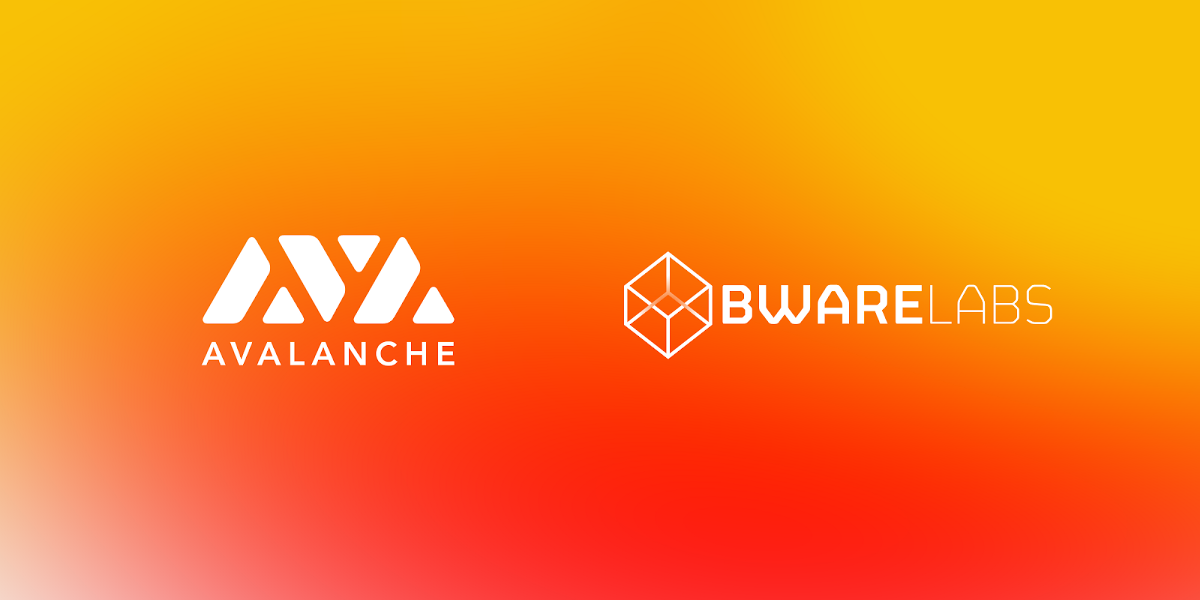 Bware Labs Releases Decentralized Blockchain API MVP on Avalanche