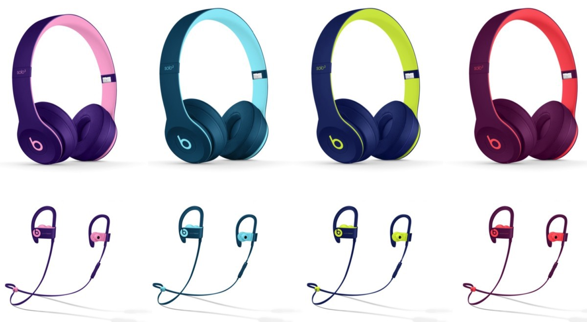 554be56d8b7 Beats latest headphone collection totally POPs - Geekspin - Medium