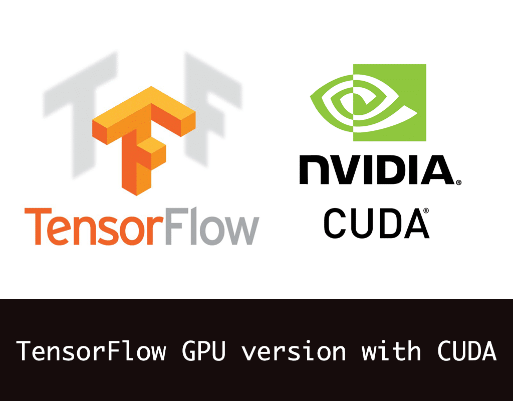 How to install TensorFlow GPU with CUDA Toolkit 9 0 and