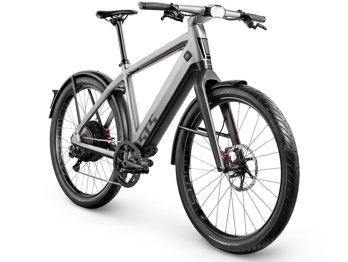 Electric Commuter Bike >> The Ultimate Commuter Electric Bike Of The Near Future