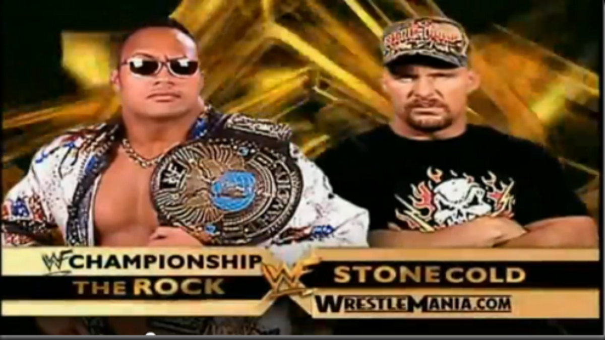 The Rock Vs Stone Cold Was America S Last Decent Sociopolitical Conversation By Marcus K Dowling Medium