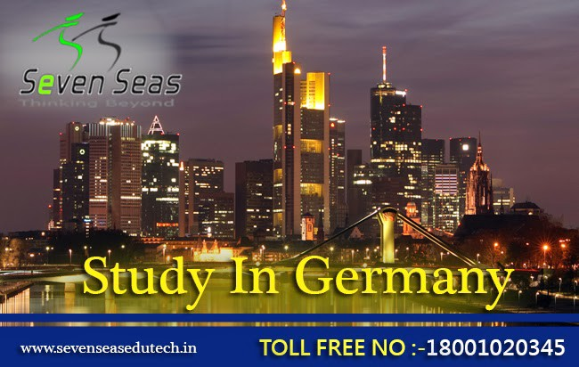 Study Abroad -How to get admission in Germany Colleges