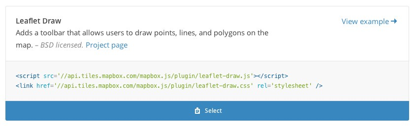 Extend your maps with Mapbox js plugins - Points of interest