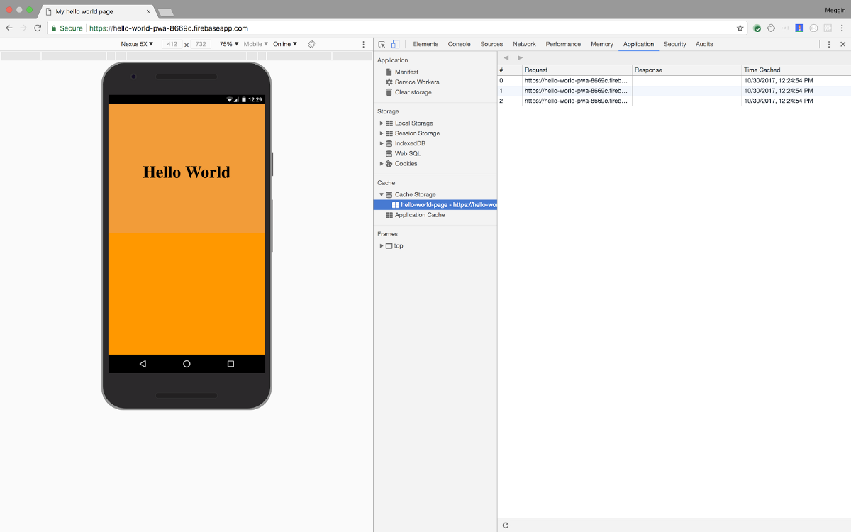 Learn how to build a PWA in 5 minutes - Dev Channel - Medium