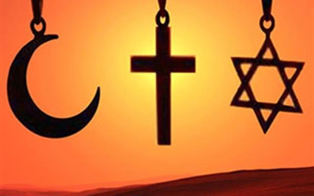 Image result for christianity, islam judaism