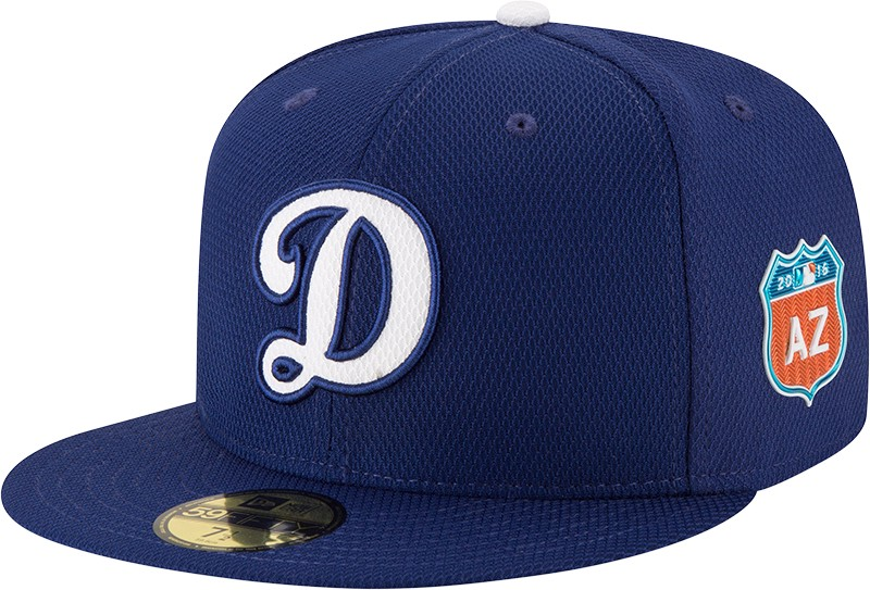 04aa2de0 Dodgers to debut Spring Training alternate cap logo