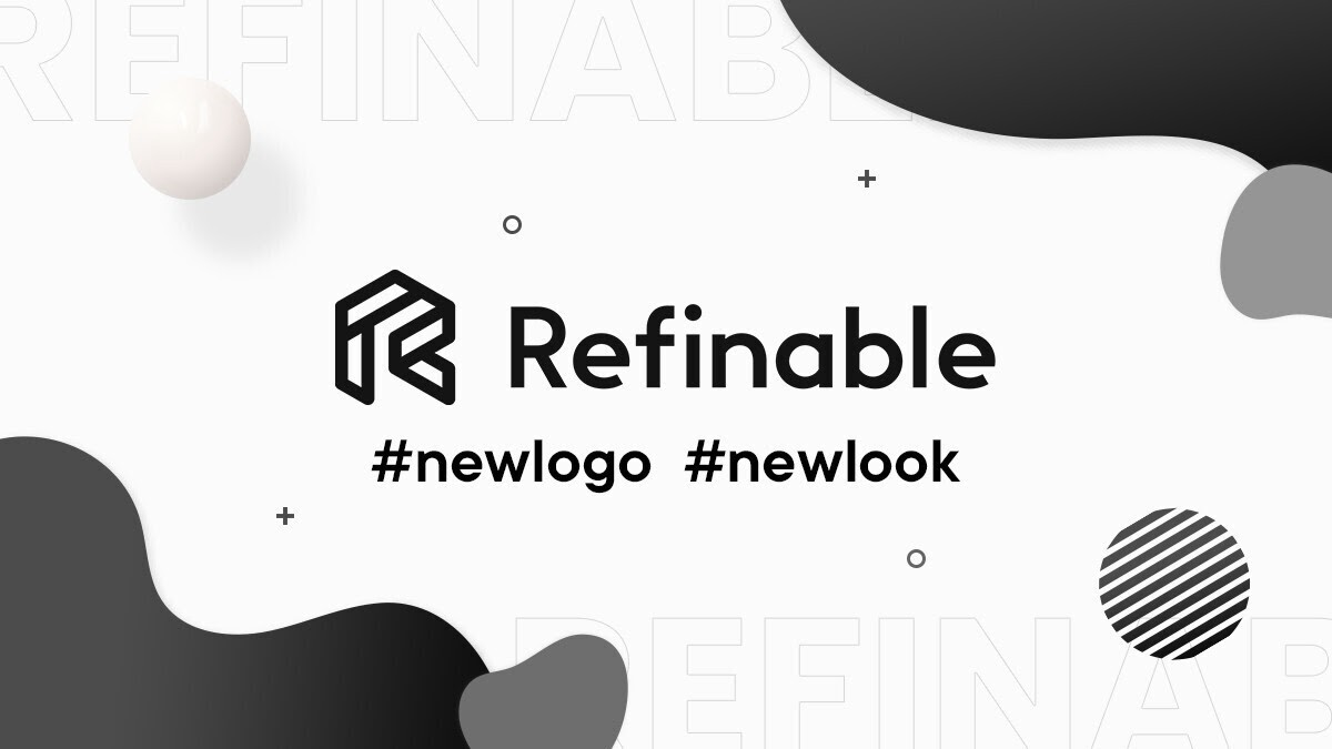 New Logo, New Look for Refinable