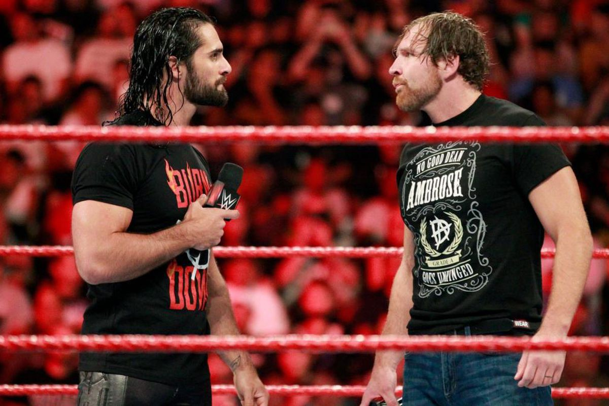 Dean Ambrose S Reply To Seth Rollins For Criticizing His Remarks Against Wwe By Kyler Larry Medium