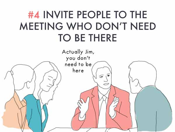 What does meeting someone mean