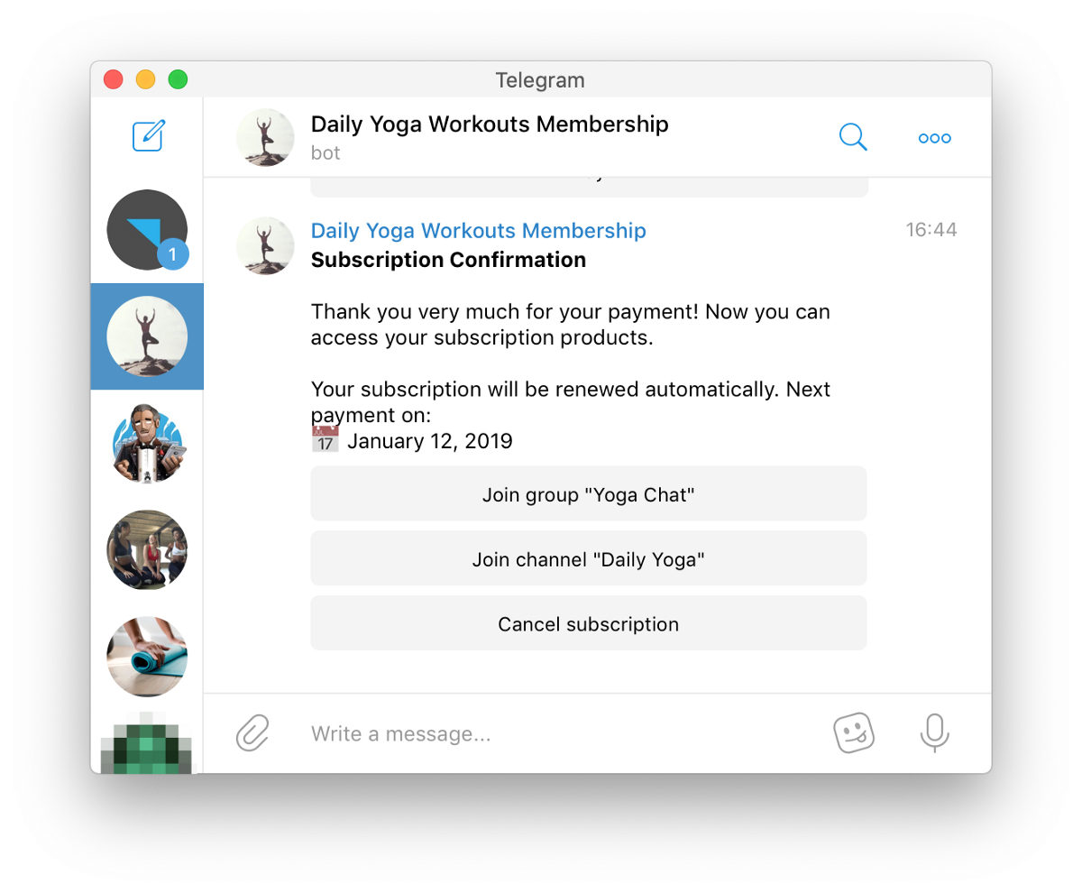 Membership Business In Telegram: The Definitive Guide
