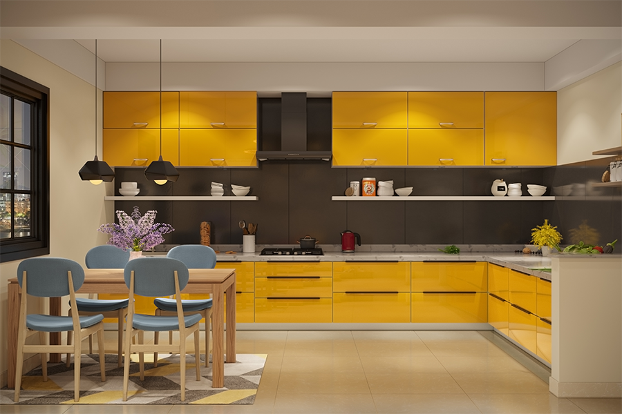 Types Of Modular Kitchedn What Is A Modular Kitchen By Aanchal Agrawal Medium