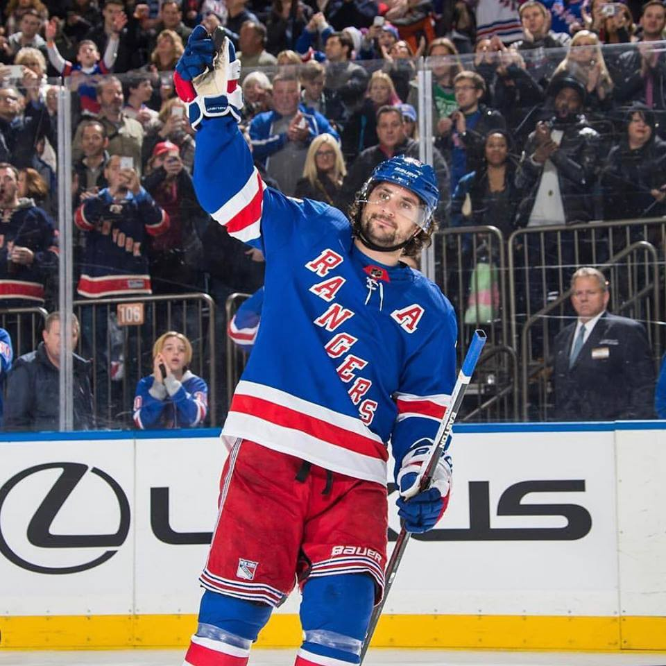 low priced 7c833 e80f8 Mats Zuccarello was the New York Rangers - Gotham Sports Network