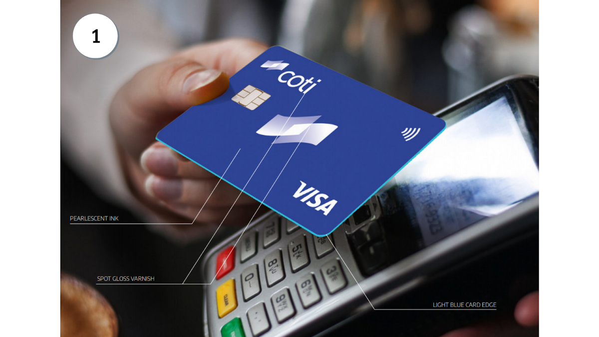 COTI Debit Cards Update—Design Concepts Are Here!