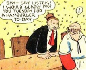 Wimpy Burger Finance Part 1: Gladly Hash Today, For Peer-To-Peer Tomorrow    by The Big Stack   Medium