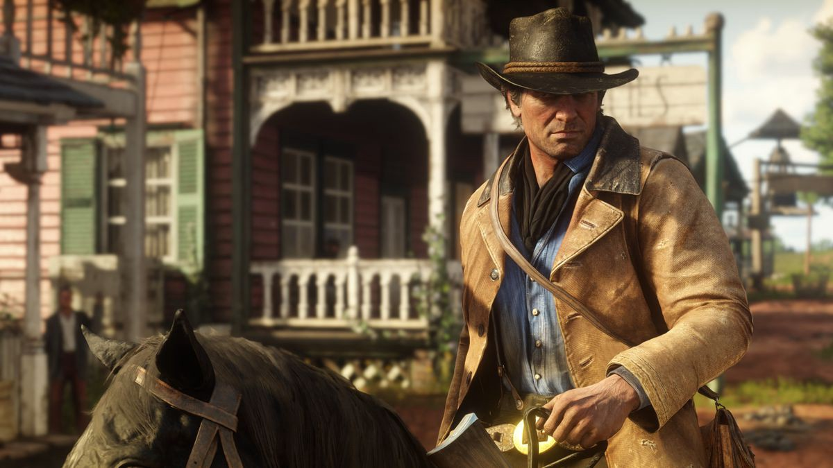 Red Dead Redemption 2: A Different Kind of Video Game