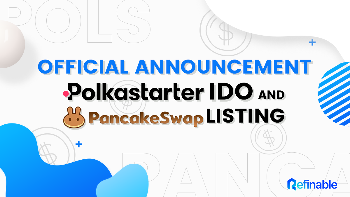 Official Polkastarter IDO and PancakeSwap Listing Announcement