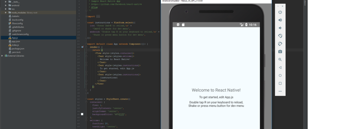 android 64 bit react native