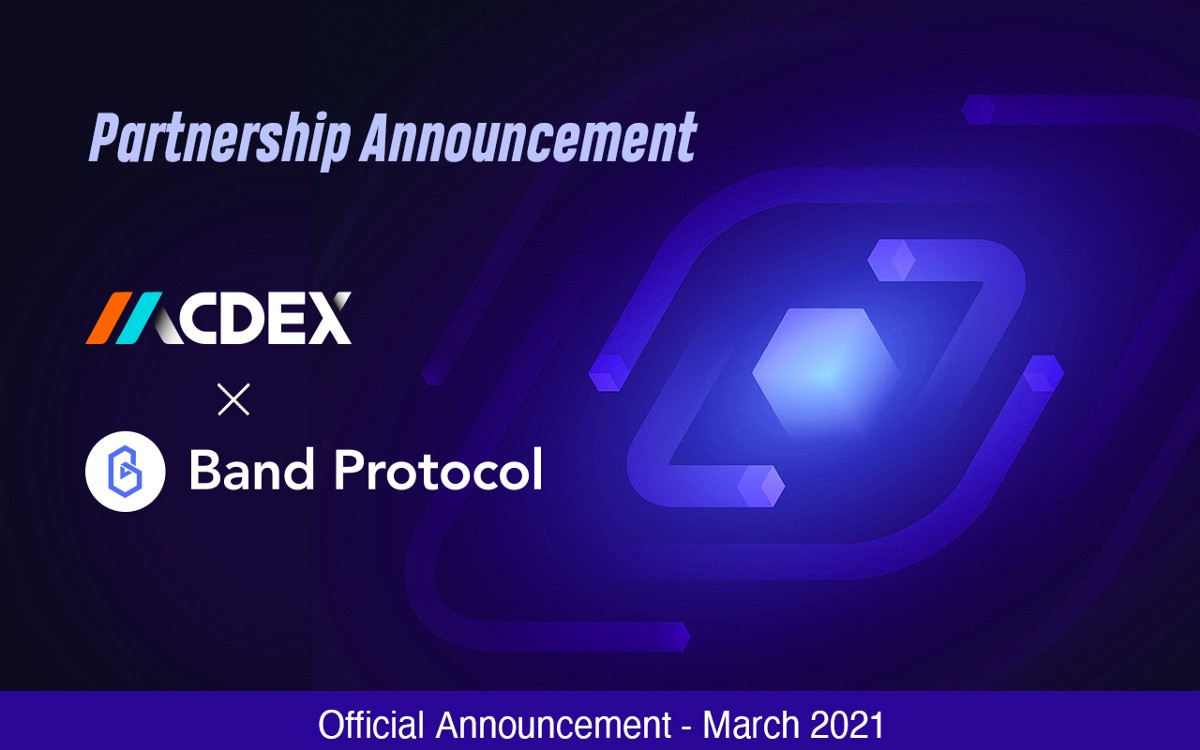 MCDEX Partners With Band Protocol to Secure V3 Launch With Extensive and Scalable Decentralized…