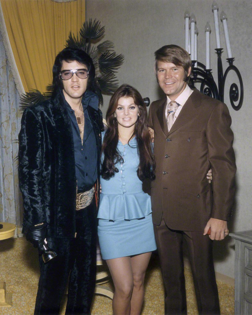 Setting the record straight on Elvis Presley and Glen
