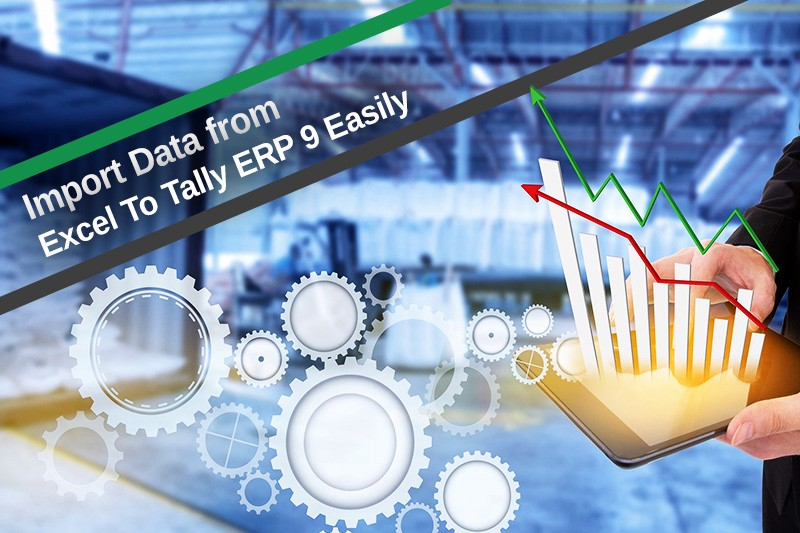 Import Data From Excel To Tally ERP 9 Easily - Parth