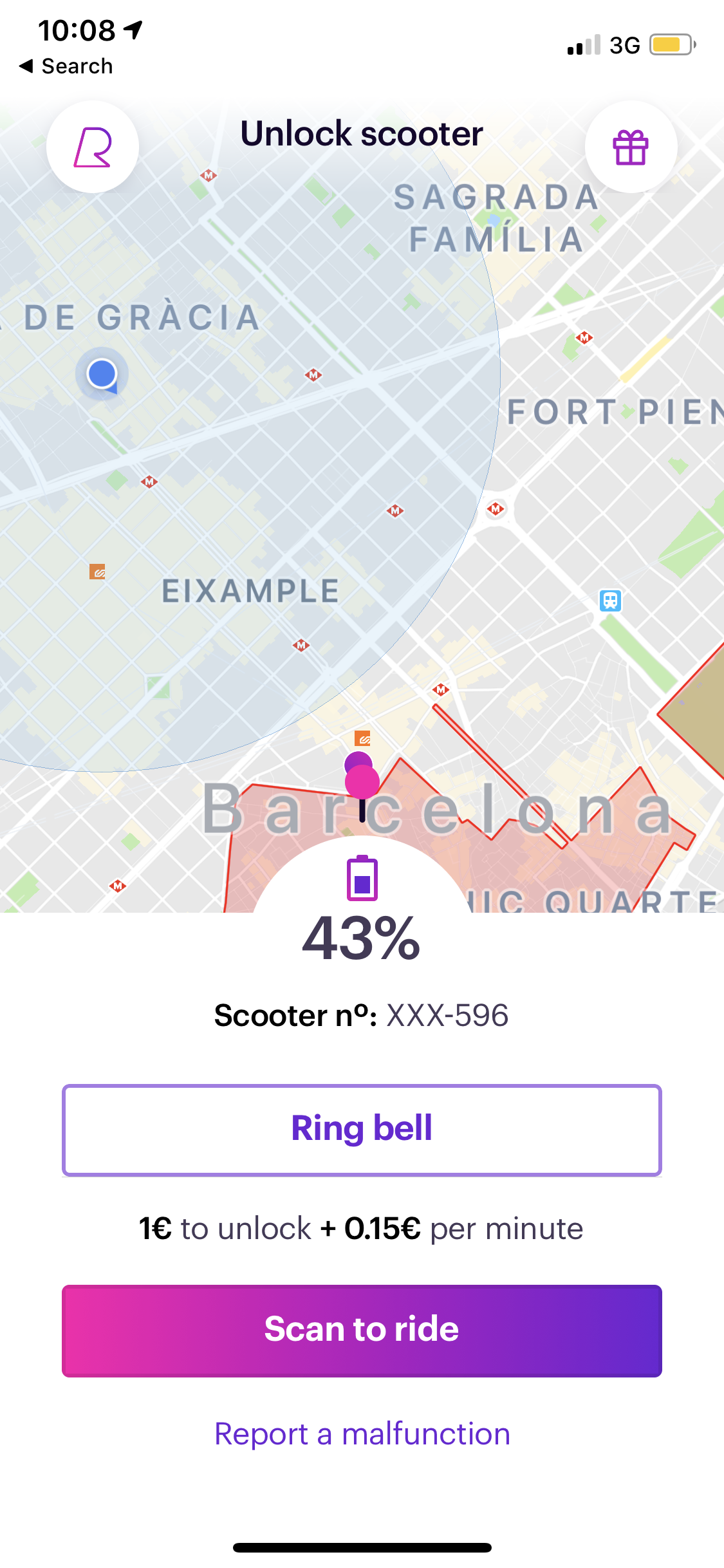 4 Ways to Improve the User Experience for Scooter Sharing Services