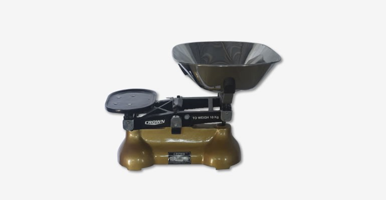 Looking for Manual Counter Weighing Scale Manufacturers in India