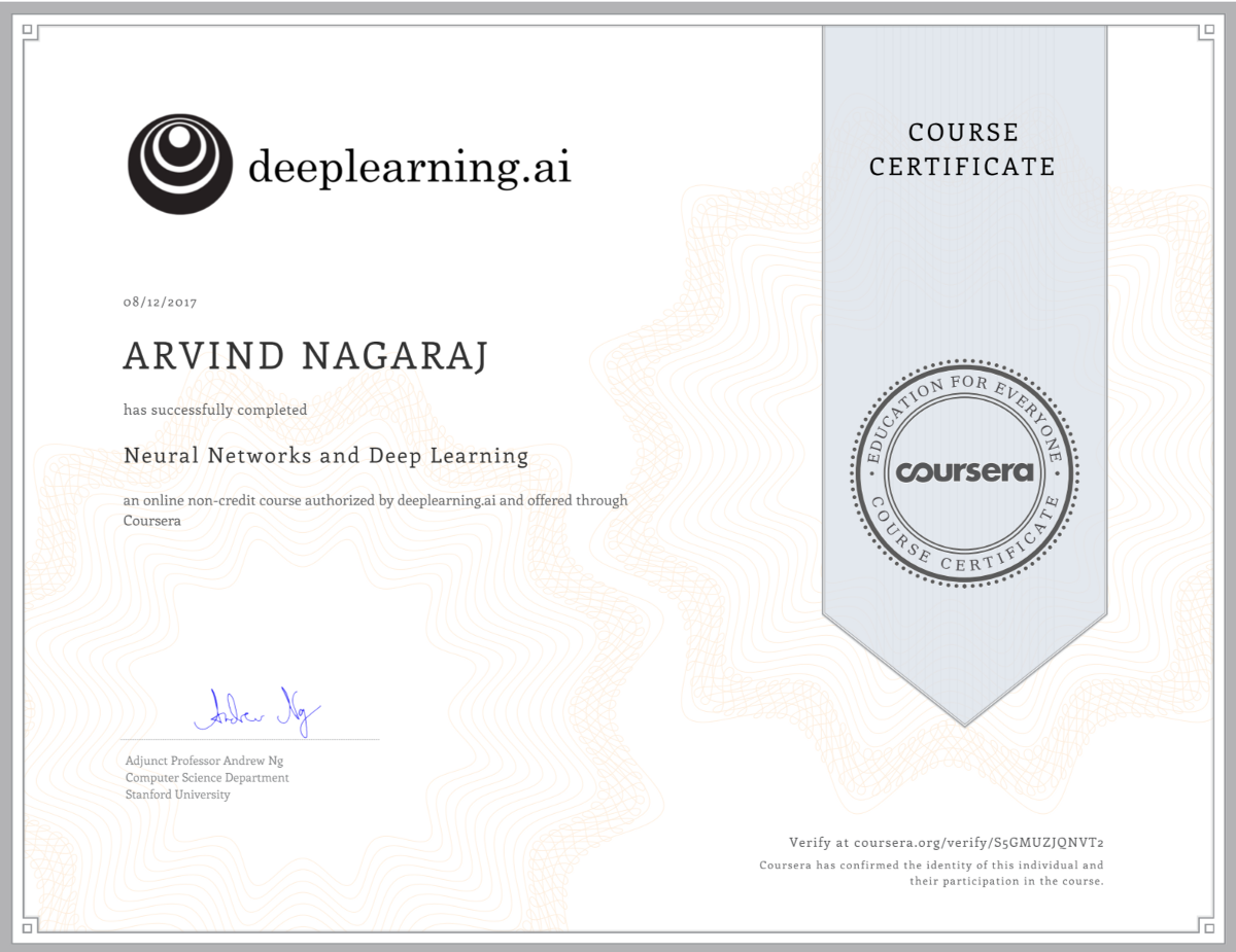 Thoughts after taking the Deeplearning ai courses - Towards