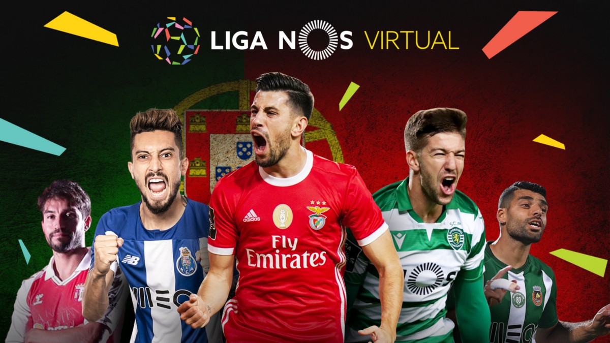 Liga Nos Virtual Is Now Available At Realfevr By Realfevr The Call Up Aug 2020 Medium