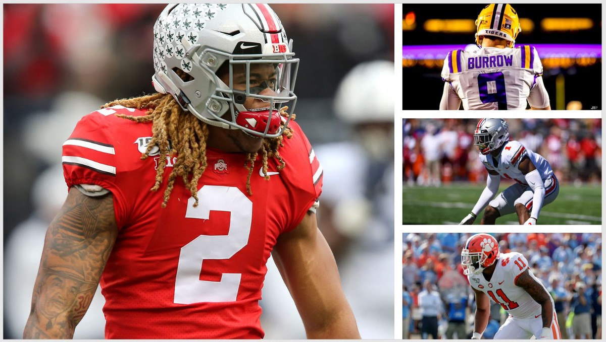 Get To Know The Top 50 Players In The 2020 Nfl Draft By Rajan Nanavati Sportsraid Medium