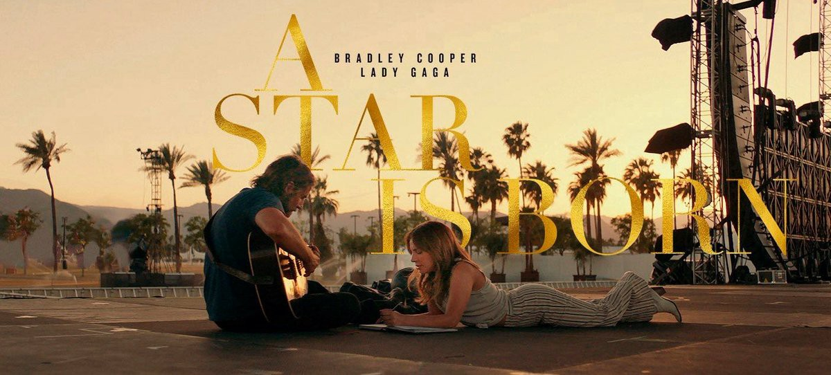 A Star Is Born 2018 Movie Review Bradley Can Sing Gaga Can Act By Bs Reviews Medium