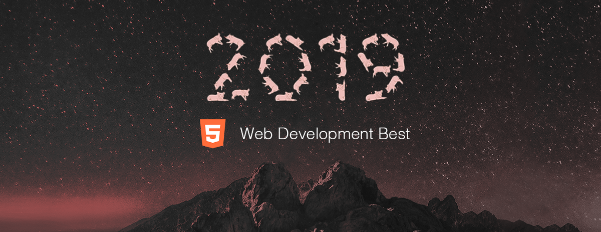 Learn Web Development from Top 50 Articles for the Past Year (v.2019)