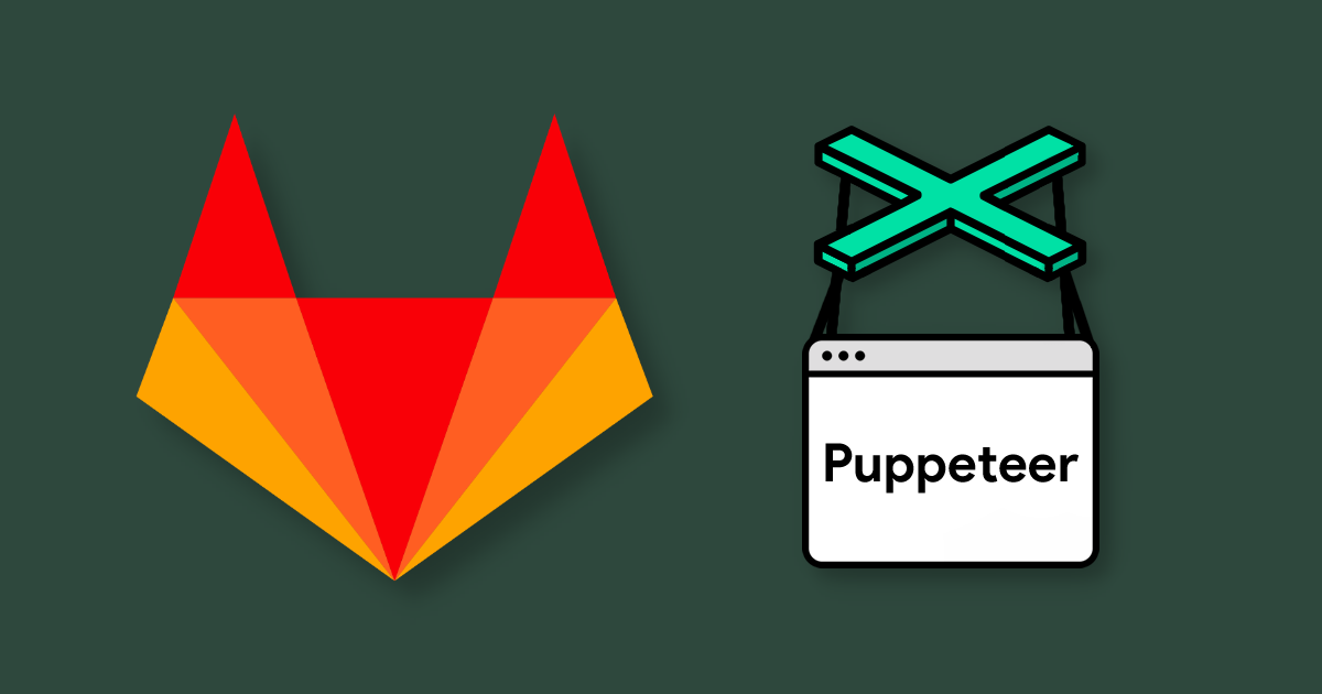 UI testing using Puppeteer and Gitlab CI - Touch4IT - Medium
