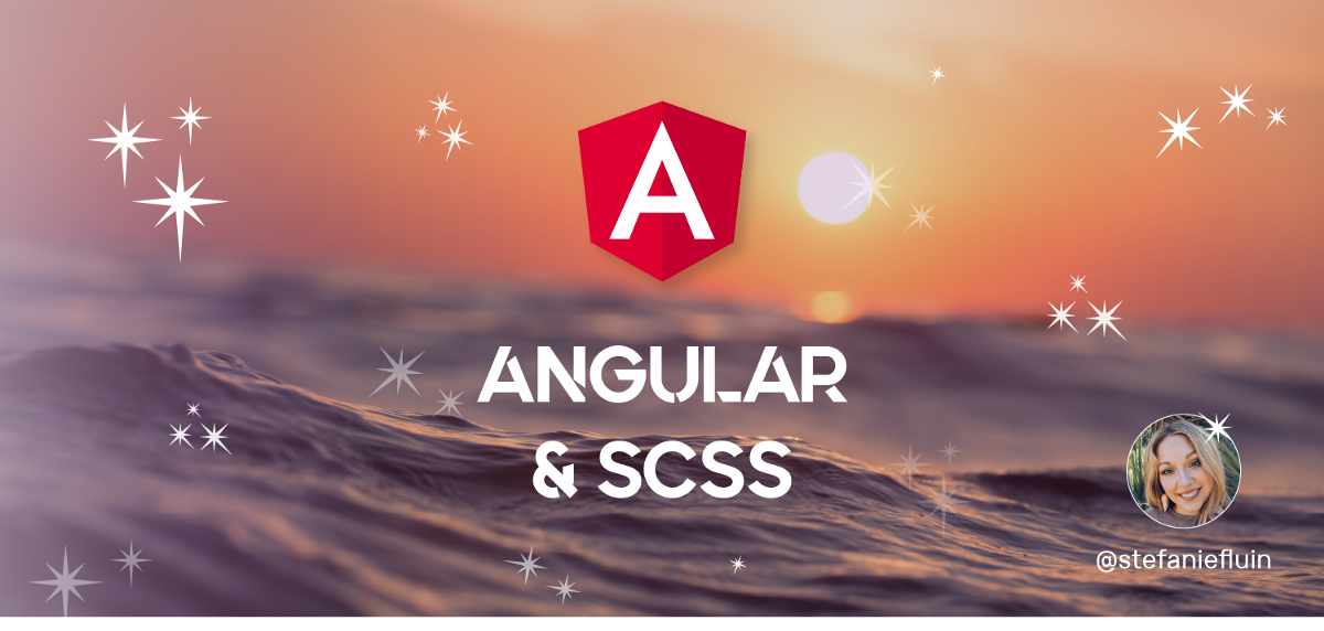 How to Structure SCSS in an Angular App