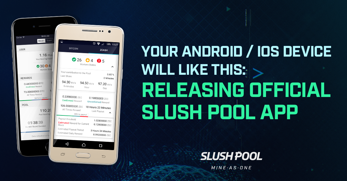Brand New & Free Monitoring Apps Released - Slush Pool Stories