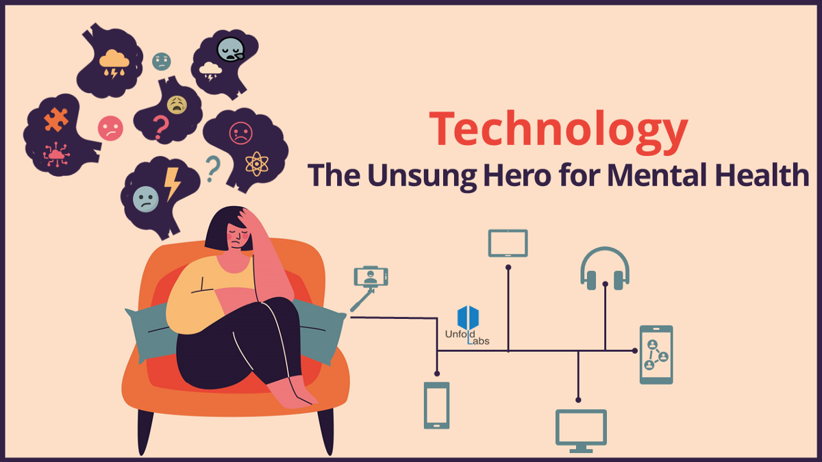 The Unsung Hero for Mental Health — Technology