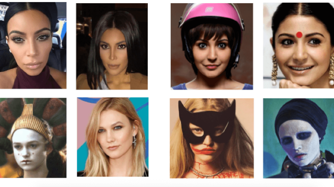 New Datasets for Disguised Face Recognition - Neurohive - CV papers