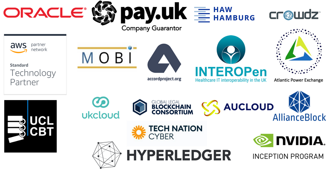 Large Enterprise Adoption of Blockchain is happening, enabled by Quant Network's Overledger