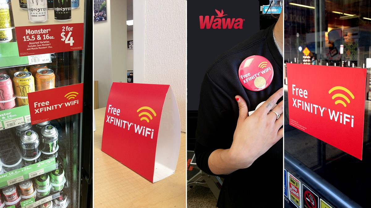 WaWa Wi-Fi - Quick Fix - Medium