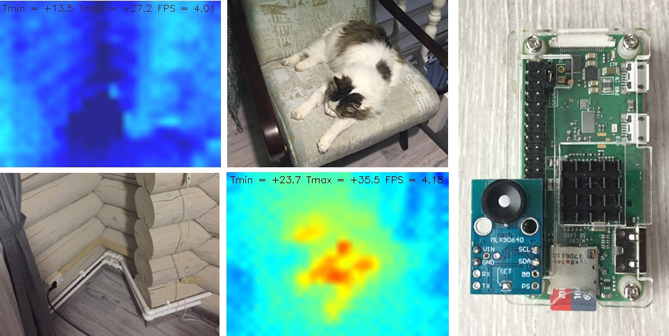 How to Build a Cheap Thermal Camera with a Raspberry Pi