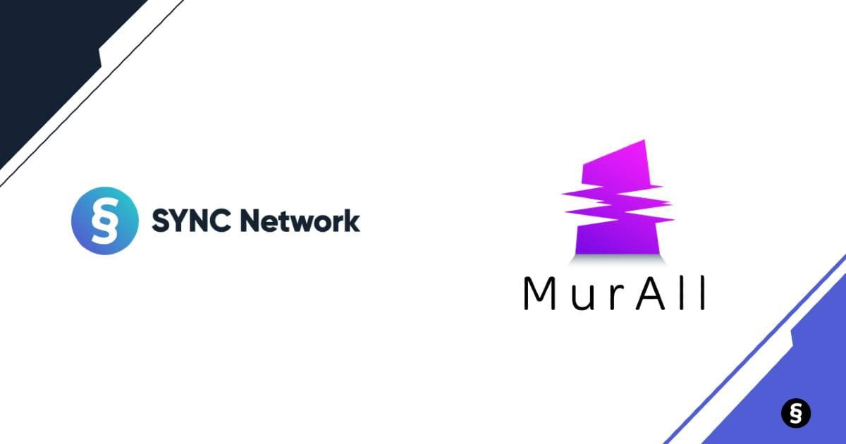 New Partnership Announcement: MurAll is joining the SYNC Network