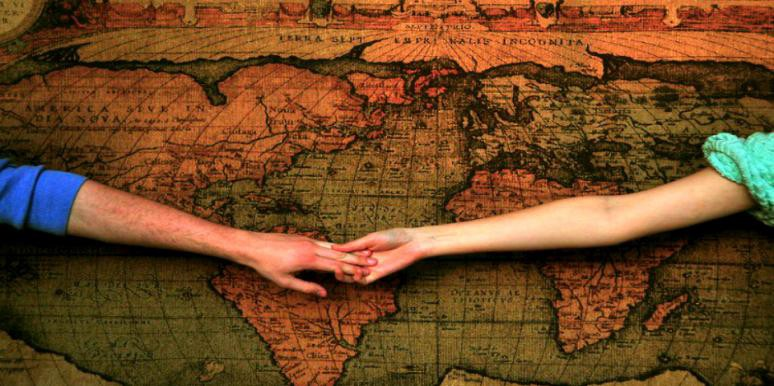 Image result for technology helps in long distance relationship