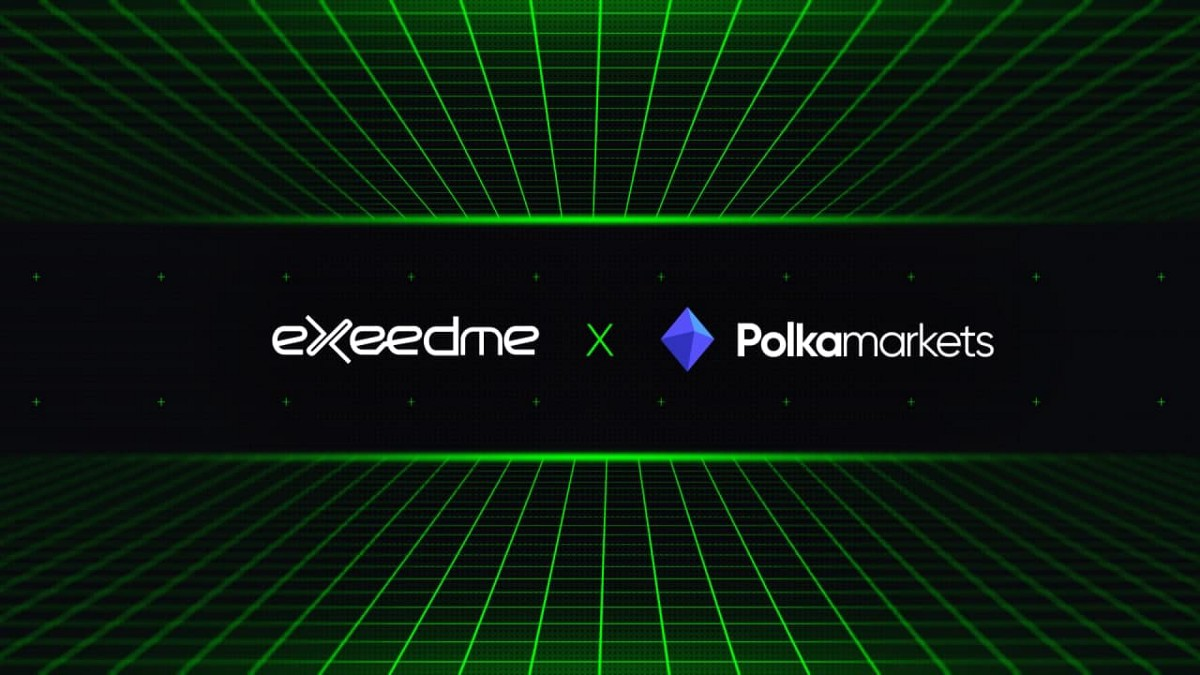 Polkamarkets and Exeedme are betting on each other