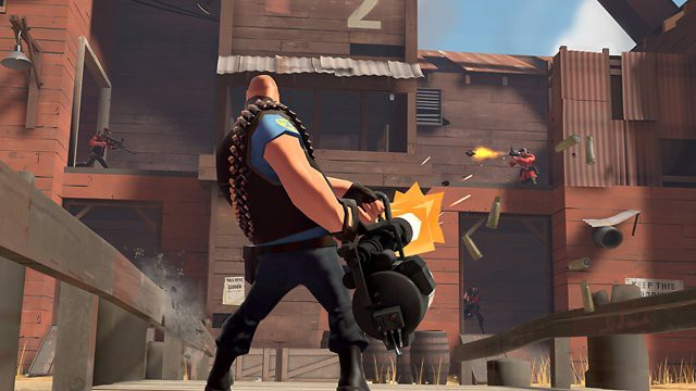 Team Fortress 2 and its enduring popularity - Ridima Ramesh