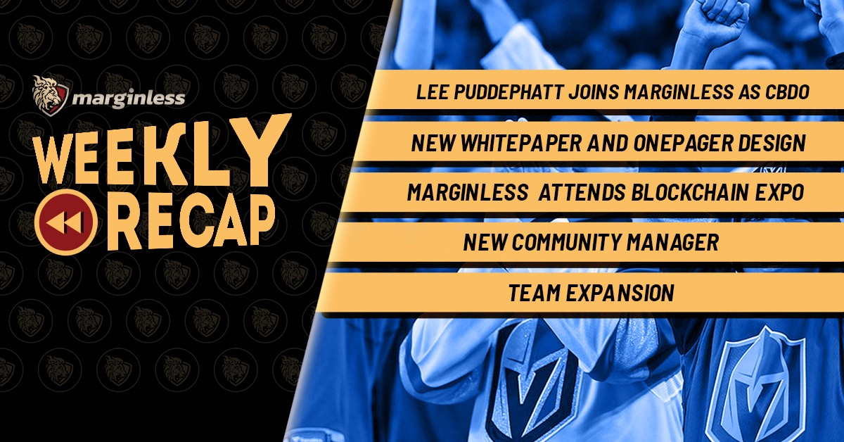 Weekly Recap #5 — Former Betfair VIP clients manager joins