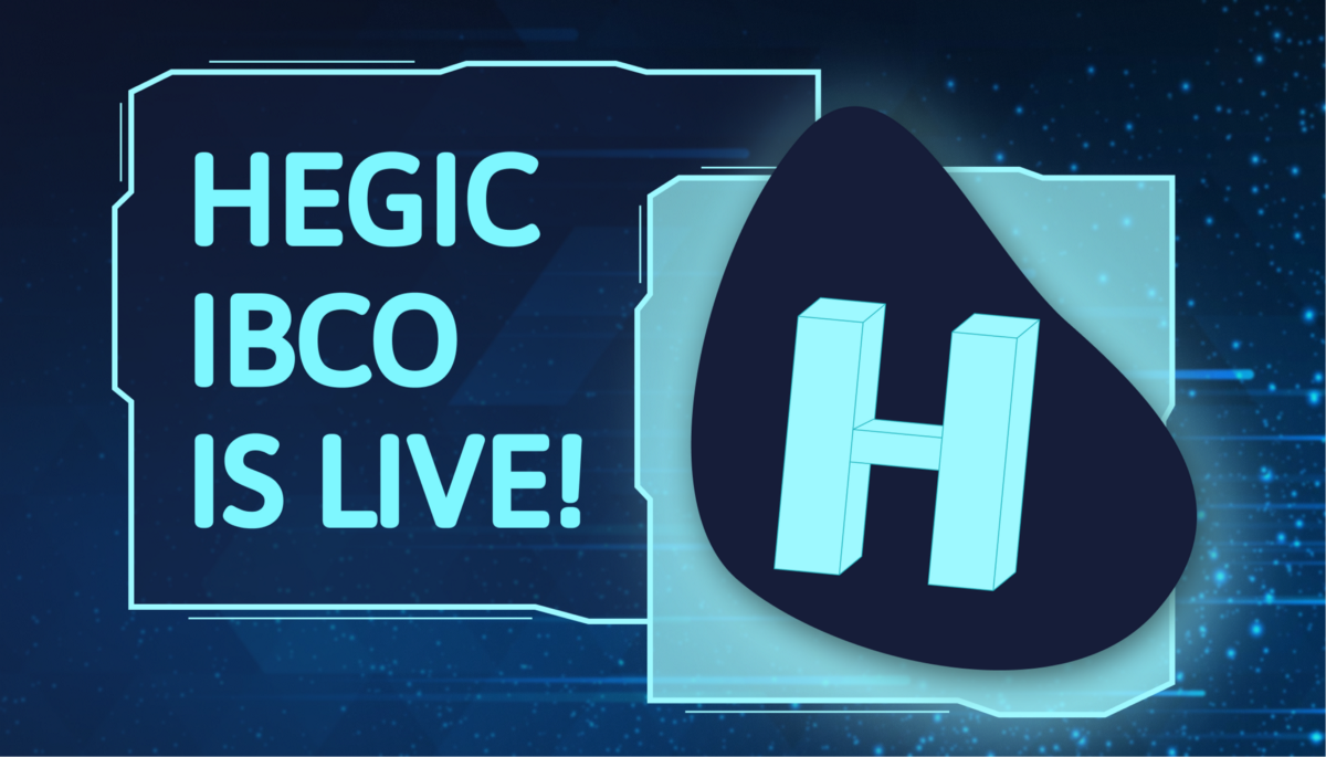 HEGIC IBCO IS LIVE! A Step-by-Step Guide On How To Participate.
